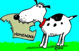 Argumentative Essay: Where Theres no Need for Homework in